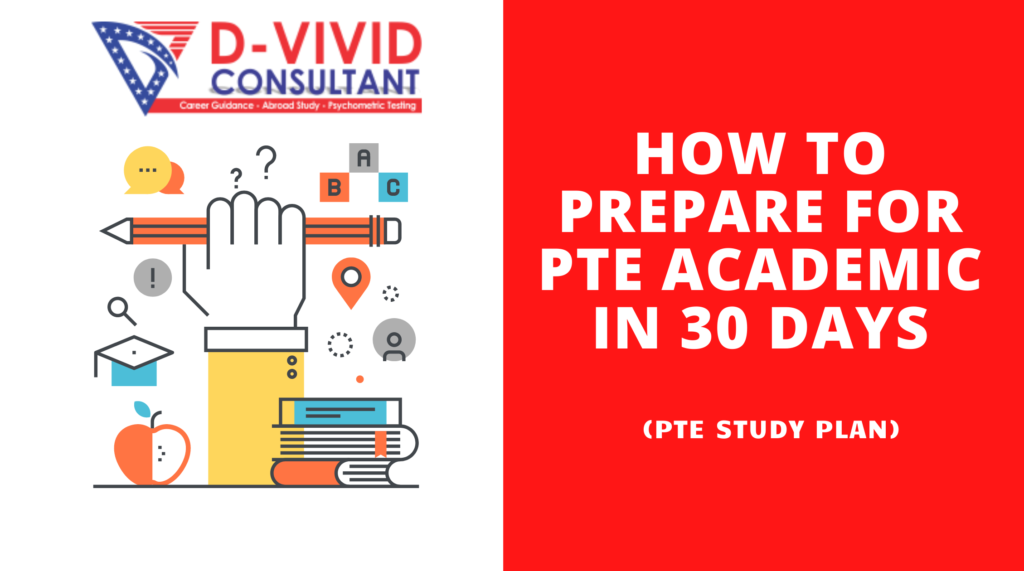 PTE Study Plan: How To Prepare For PTE Academic In 30 Days?